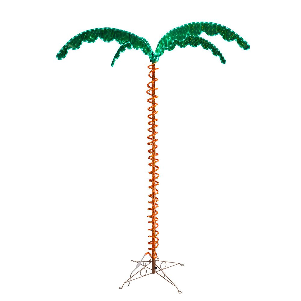 Stylish Camping 8080104 Decorative Palm Tree Rope Light by Stylish Camping