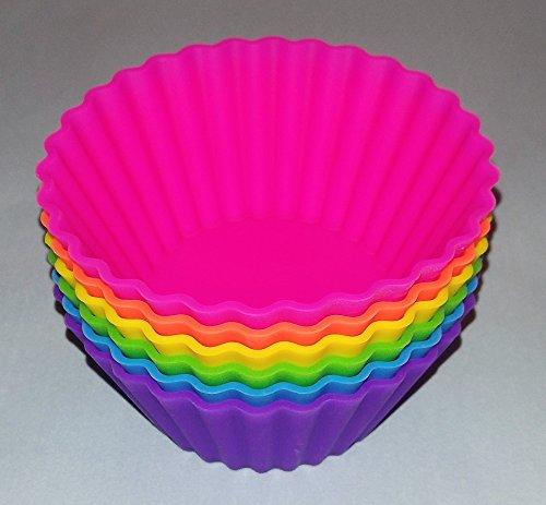 500 jumbo cupcake liners - 7