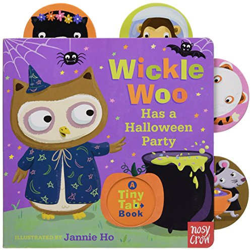 Kids Easy Halloween Costumes For Super (Wickle Woo Has a Halloween Party (Tiny Tab)