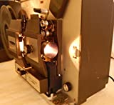 Bell and Howell Super 8 mm & 8 mm Film Projector - Autoload Model 456A