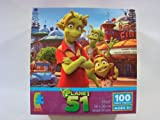 Planet 51 100 Piece Jigsaw Puzzle: Lem