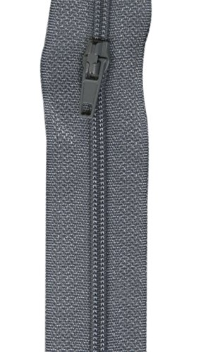 Sullivans Make-A-Zipper Kit, 5-1/2-Yard, Gray