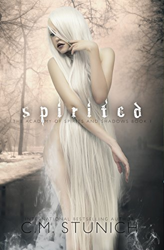 (Spirited: A Reverse Harem Fantasy Romance (The Academy of Spirits and Shadows Book 1))