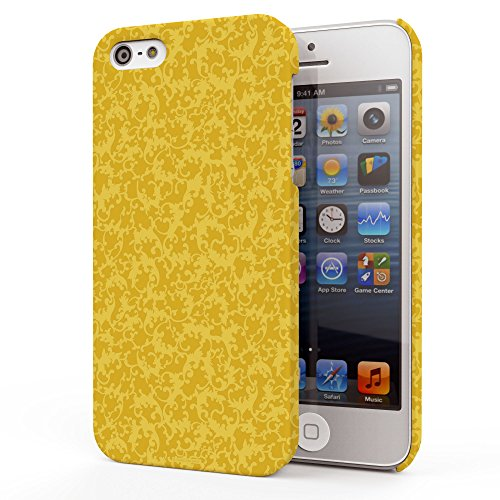 Koveru Back Cover Case for Apple iPhone 5S - Topaz Lace