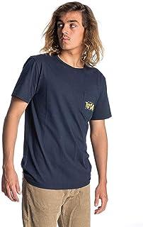 Rip Curl Hey Mama Mens T-shirt Dark Blue All Sizes