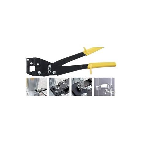 Alicates ensamblaje para perfiles y bujes de yeso Topex Art.43e100