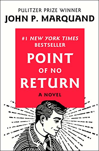 Point of No Return: A Novel cover