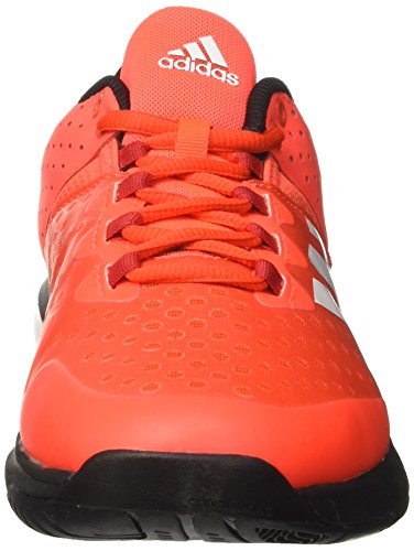 de Red Rouge Chaussures Stabil Energy Court White adidas Ftwr Handball Homme Solar Uqftx8w