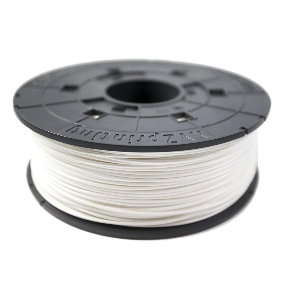 XYZprinting Filamento Recambio ABS, 600 gr, 12 Piezas, Blancanieves