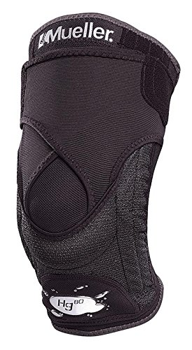 Patterson Medical Knee Hinged Brace Mueller With Kevlar Hg80 Small 30-35Cm by Patterson Medical