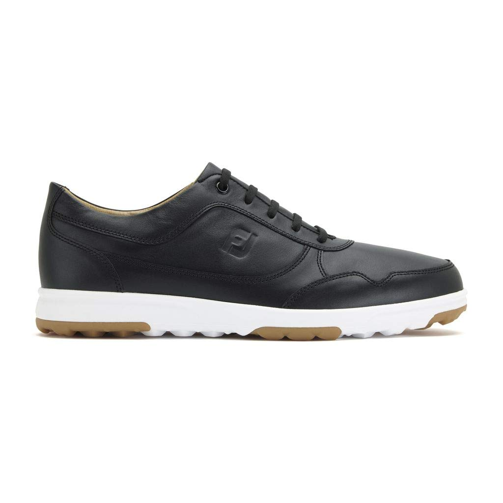 フットジョイFJゴルフシューズメンズスタッドレス靴のゴルフは、軽量カジュアルメンズシューズのスポーツ   B07S1BYQ71