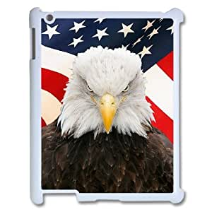Bald Eagle Unique Fashion Printing Phone Case for Ipad2,3,4,personalized cover case ygtg579244
