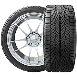 BFGoodrich g-Force COMP-2 A/S All-Season Radial Tire - 225/55ZR17 97W