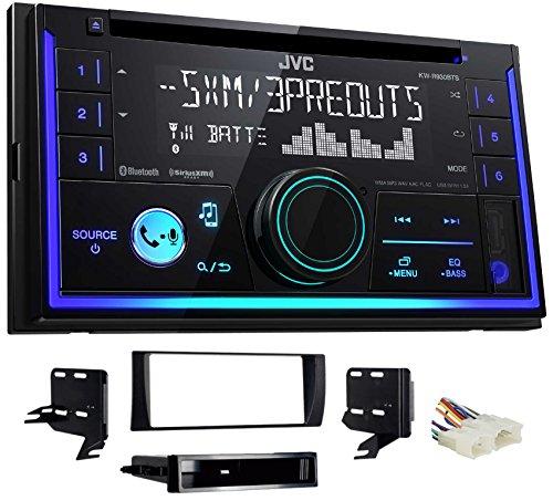 JVC KW-R930BTS+99-8231+70-1761 Camry 02-06
