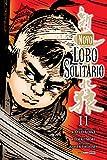 capa de Novo Lobo Solitário Vol. 11