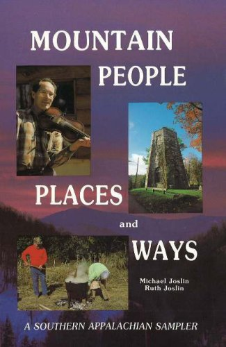 Mountain People Places and Ways PDF