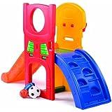 Step2  LLC All-Star Sports Climber, Yellow/Red/Orange/Blue