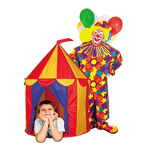 Save  sc 1 st  Desertcart & 1 X Red Floor Circus Tent Indoor Children Play House Outdoor Kids ...