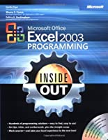 Microsoft Office Excel 2003 Programming Inside Out Front Cover