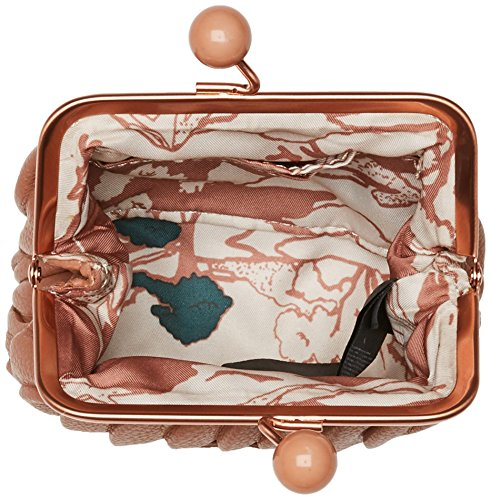 hombro Beau y Shoppers x bolsos Almond W Pink nica L cm H 3x10x10 de Mujer Quilt 5Xq4d4x