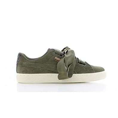 scarpe suede heart puma