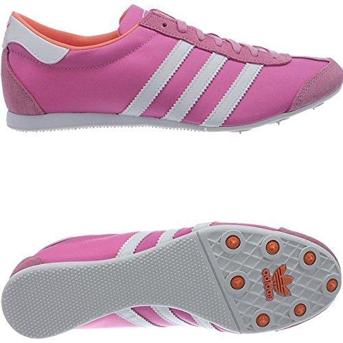 Adidas ADITRACK W Scarpe da Moda Sneakers Rosa per Donna