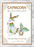 Capricorn: Your Cosmic Coloring Book: 24 Astrological Designs for Your Zodiac Sign!