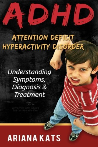 ADHD Attention Hyperactivity Understanding Diagnosis product image