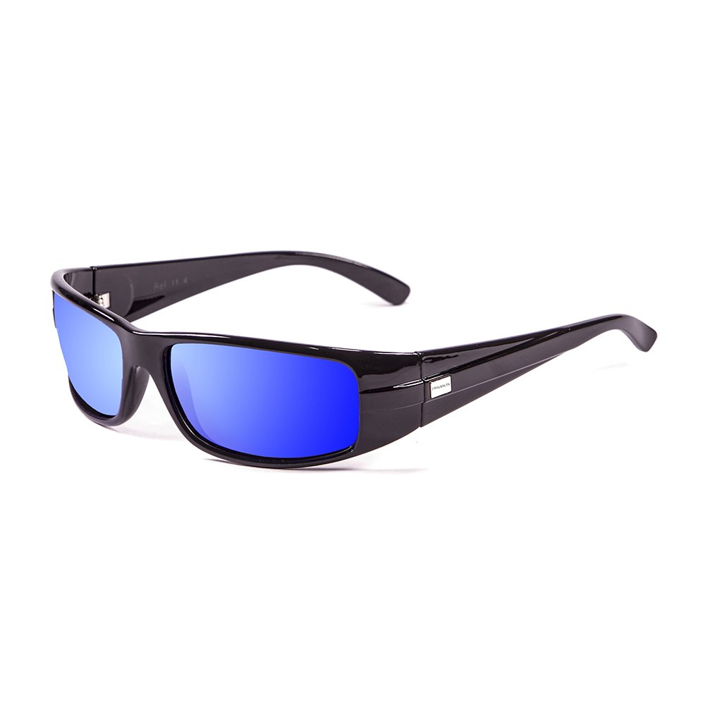 Paloalto Sunglasses Dorset gafas de sol unisex, Shiny Black ...