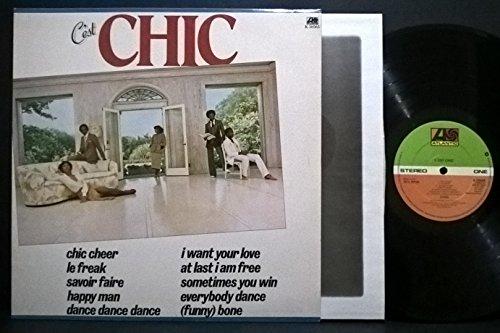 Est-Ce Que C'est Chic / Everybody Dance