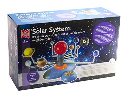 EDU-TOYS Elenco Solar System Science Toy Astronomy