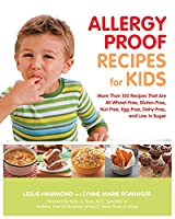 Allergy Proof Recipes for Kids Front Cover