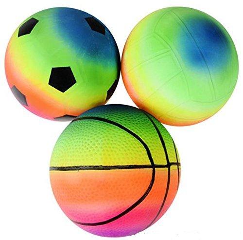 Rainbow Soccer Ball - 6