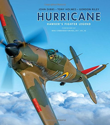 Hurricane: Hawker's Fighter (Hawker Hurricane Fighter)