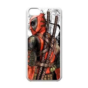 Comics Deadpool for iPhone 5C Phone Case 8SS459737