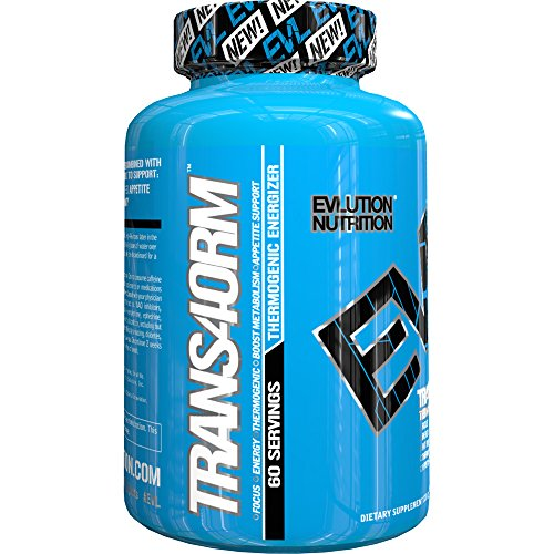 loss trans4orm thermogenic energizer 60