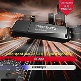 ARCANITE 512GB USB 3.1 Flash Drive - Optimal Read