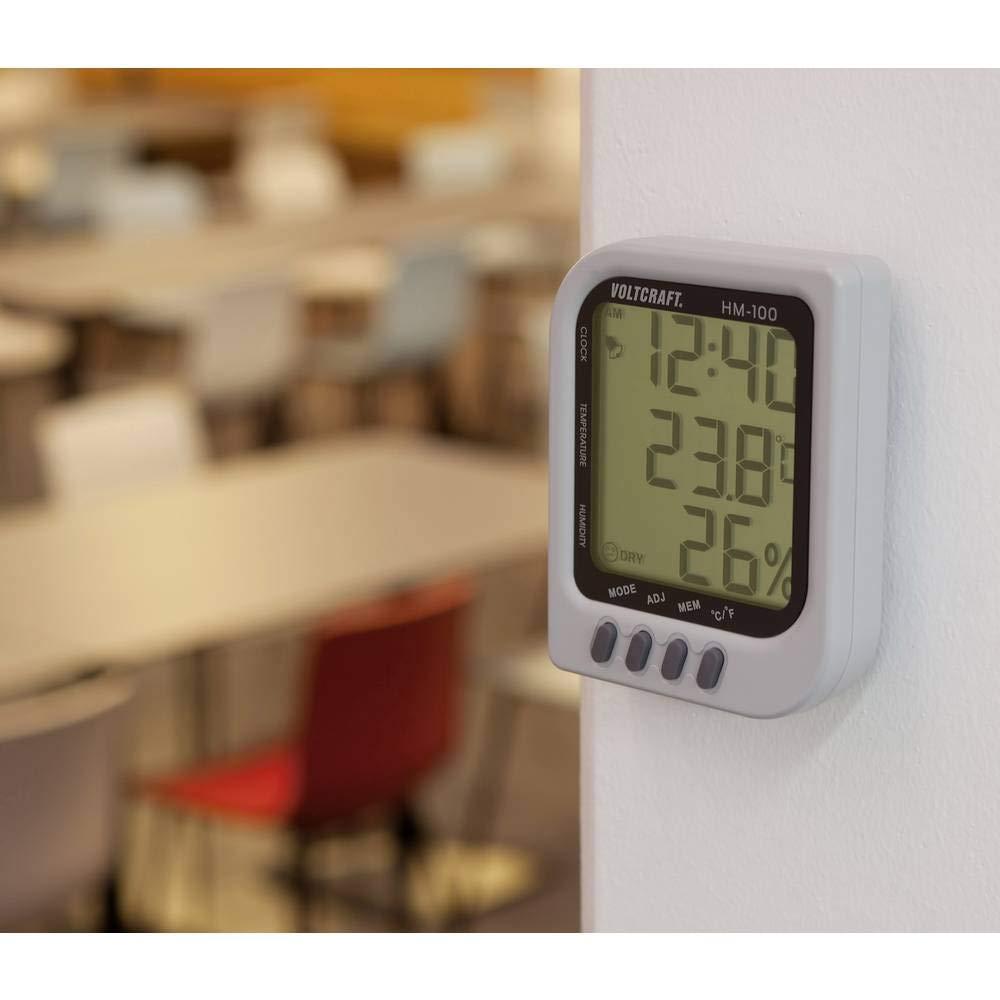 20 /% rF 90 /% rF Hygrometer VOLTCRAFT HM-100 Luftfeuchtemessgerät