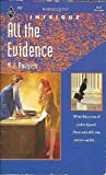 All the Evidence, M. J. Rodgers, 0373222025