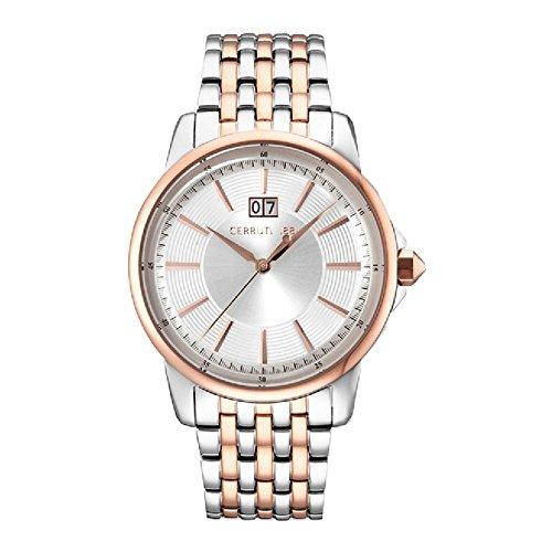 Cerruti 1881 Giudecca CRA072STR04MRT men's quartz wristwatch
