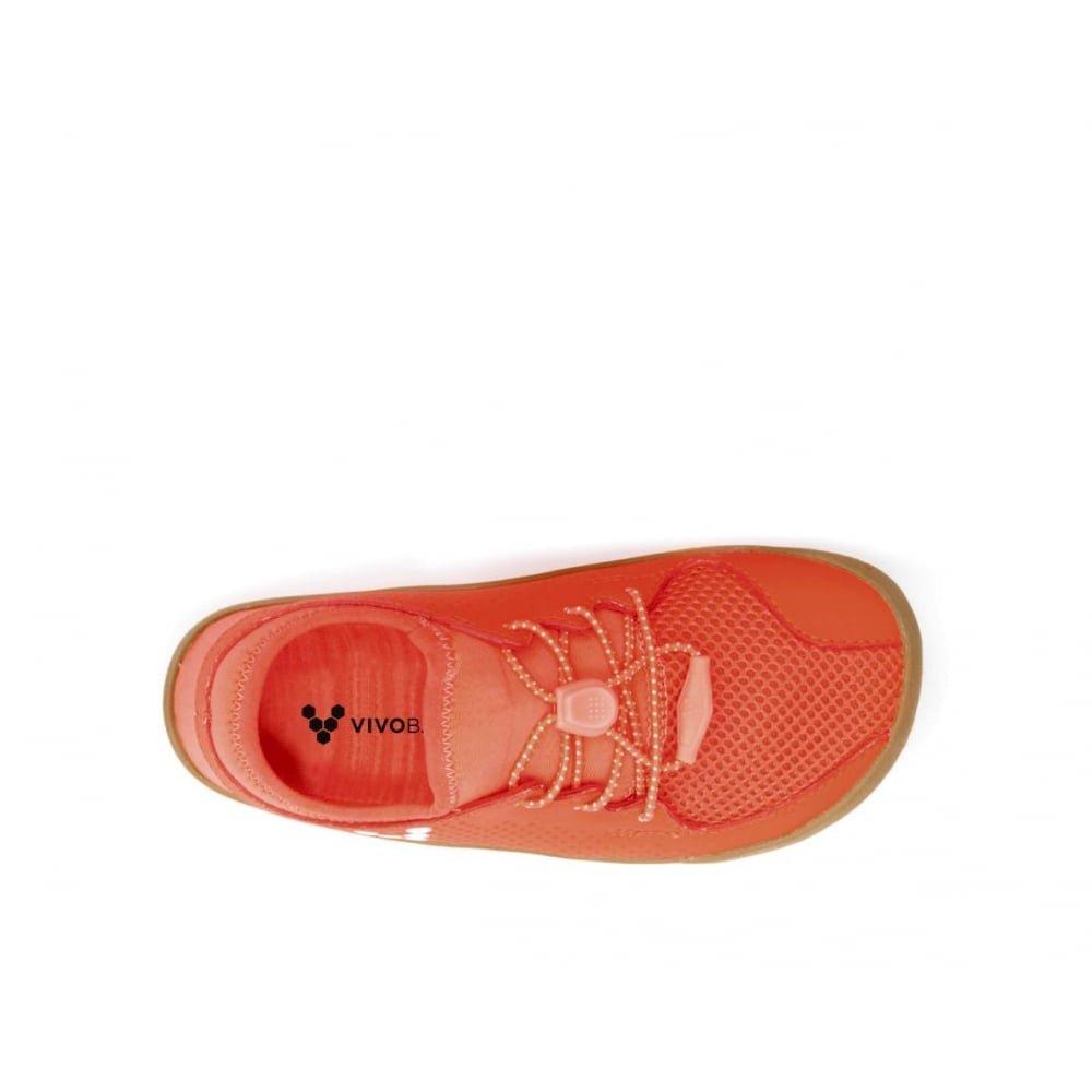 Vivobarefoot Kids Primus Mesh 34 Neon Red