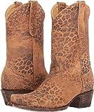 Old Gringo Women's Leopardito YP Ochre 8.5 B US
