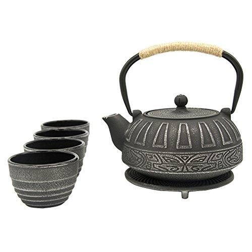japanese cast iron teacup - 2