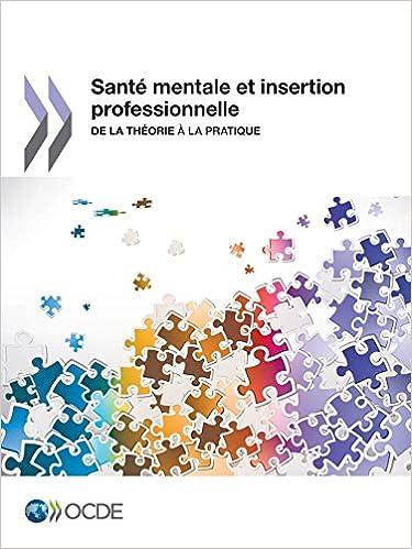 Télécharger en ligne Santé mentale et insertion professionnelle : De la théorie à la pratique pdf