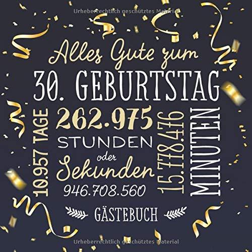 Geburtstag mann video 30 Sprüche Zum