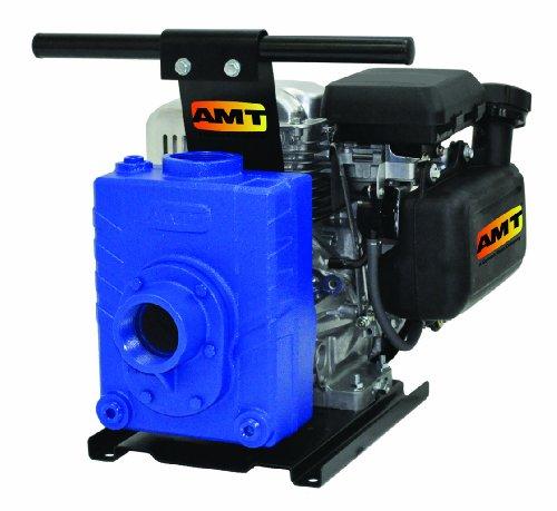 Honda Dewatering Pump - AMT Pump 4225-95 Engine Driven AG/Dewatering Pump with Honda GC160 Engine, Cast Iron, 5 HP, Curve C, 2