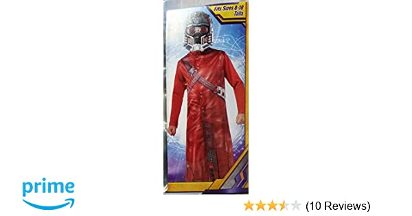Marvel Guardians of The Galaxy Full Costume & Mask