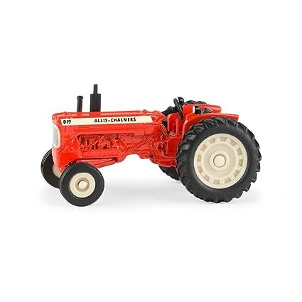 Amazon.com: ERTL 1/64 Allis Chalmers D-19: Toys & Games