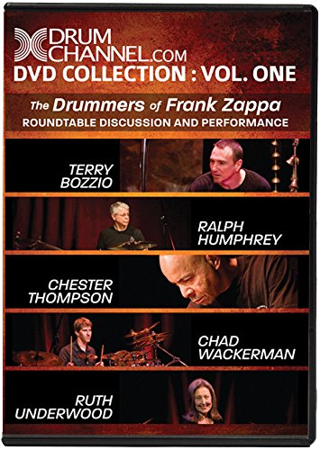 DRUMMERS OF FRANK ZAPPA: ROUNDTABLE DISCUSSION AND PERFORMANCE