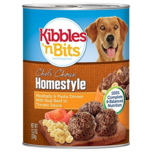 kibbles-n-bits-chefs-choice-homestyle-meatballs-pasta-dinner-with-real-beef-in-tomato-sauce-wet-dog-